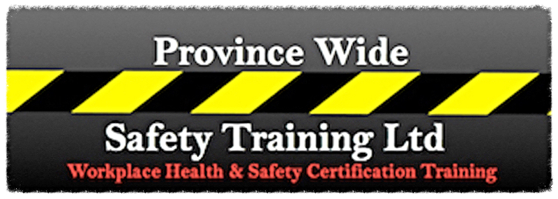 Province Wide Safety Training Logo